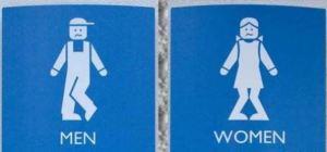 no restrooms